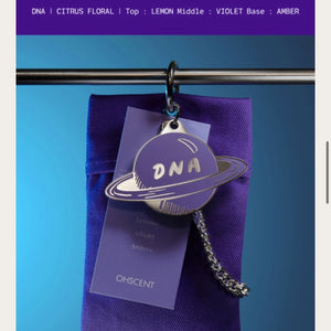 OH SCENT X BTS - Official DNA Perfume Sachet