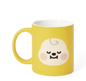 BT21 Official Two Face Mug Baby Version