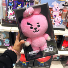 Load image into Gallery viewer, BT21 OFFICIAL COOKY, CHIMMY and TATA Standing Doll (Medium)