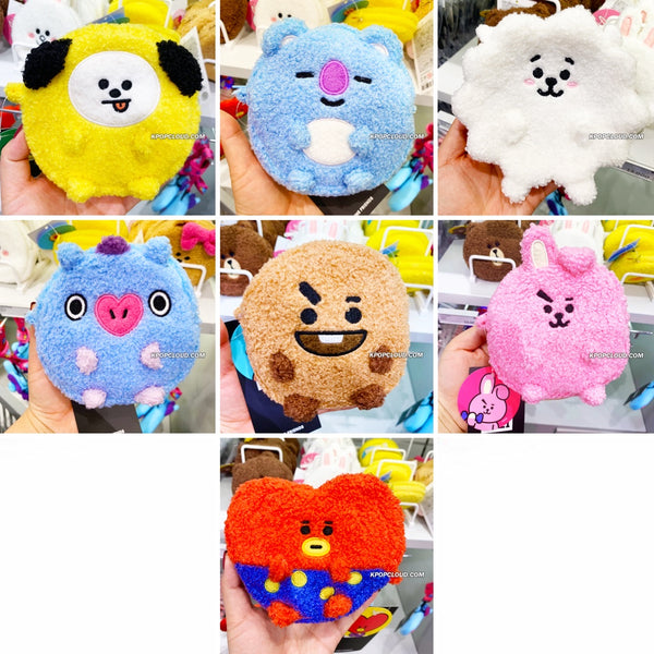 BT21 Official Coin Purse PongPong Ver