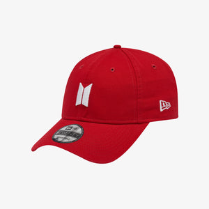 [NEW ERA X BTS] BTS Logo Ball Cap