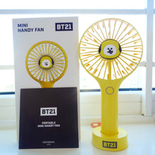 Load image into Gallery viewer, BT21 Official Chimmy Handy Fan Air Cooler (Free Express Shipping)