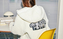 Load image into Gallery viewer, BT21 Official Fleece Hooded Zip-up Jacket