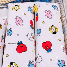 Load image into Gallery viewer, BT21 Official Baby Twinkle Ripple Pillow / Body Pillow