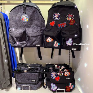 BT21 Official Backpack Heart Version