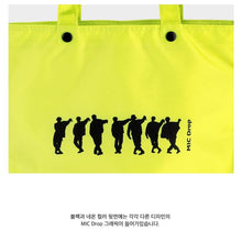 Load image into Gallery viewer, BTS OFFICIAL MIC DROP Daily Eco Bag
