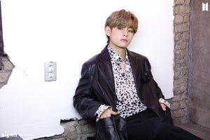 "BTS V Style ""Season Greetings 2020"" Shirt"