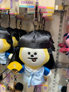 BT21 Official Hanbok Bag Charm