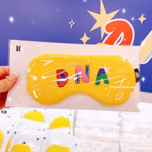 Load image into Gallery viewer, BTS OFFICIAL DNA SLEEP MASK