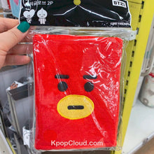 Load image into Gallery viewer, BT21 OFFICIAL SHOWER GLOVE 2P