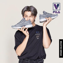 Load image into Gallery viewer, FILA X BTS - Voyager Collection RGB Flex SHINE Sneakers