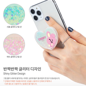 BT21 Bling Party Griptok Holder / Smart Tok / Pop Socket