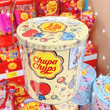 Load image into Gallery viewer, BT21 Official Chupa Chups Classic 100u Tin 1100g