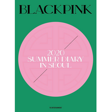 Load image into Gallery viewer, 2020 BLACKPINK'S SUMMER DIARY IN SEOUL DVD