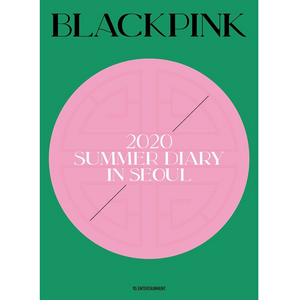 2020 BLACKPINK'S SUMMER DIARY IN SEOUL DVD