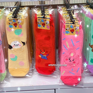 "BT21 Official Baby Socks ""Baby"" Ver."
