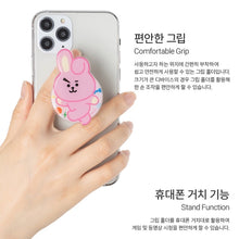 Load image into Gallery viewer, BT21 Official Party Jelly Griptok Holder / Smart Tok / Pop Socket