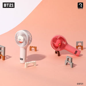 BT21 Portable Hand Fan Baby Version (Free Express Shipping)