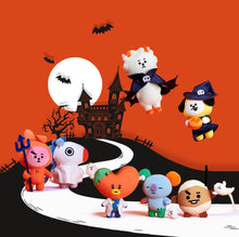 Load image into Gallery viewer, [BT21] Official Halloween Standing Doll Ver.2