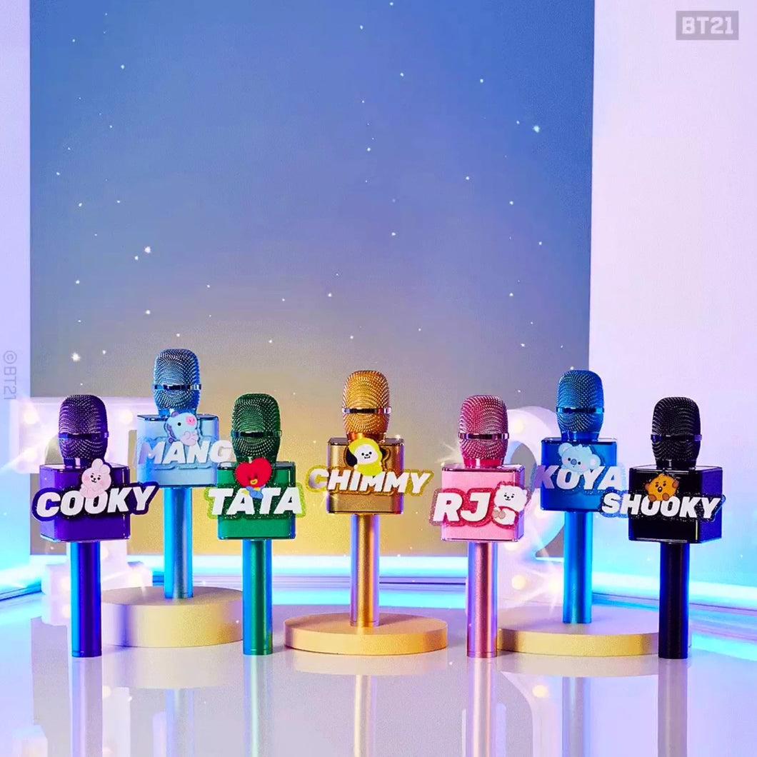 BT21 Official Baby Bluetooth Microphone