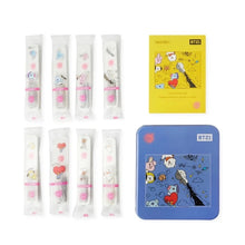 Load image into Gallery viewer, BT21 Official Stir Berry Stick Tea Set