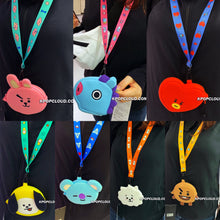 Load image into Gallery viewer, BT21 Official Strap Coin Purse