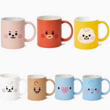 Load image into Gallery viewer, BT21 Official Two Face Mug Baby Version