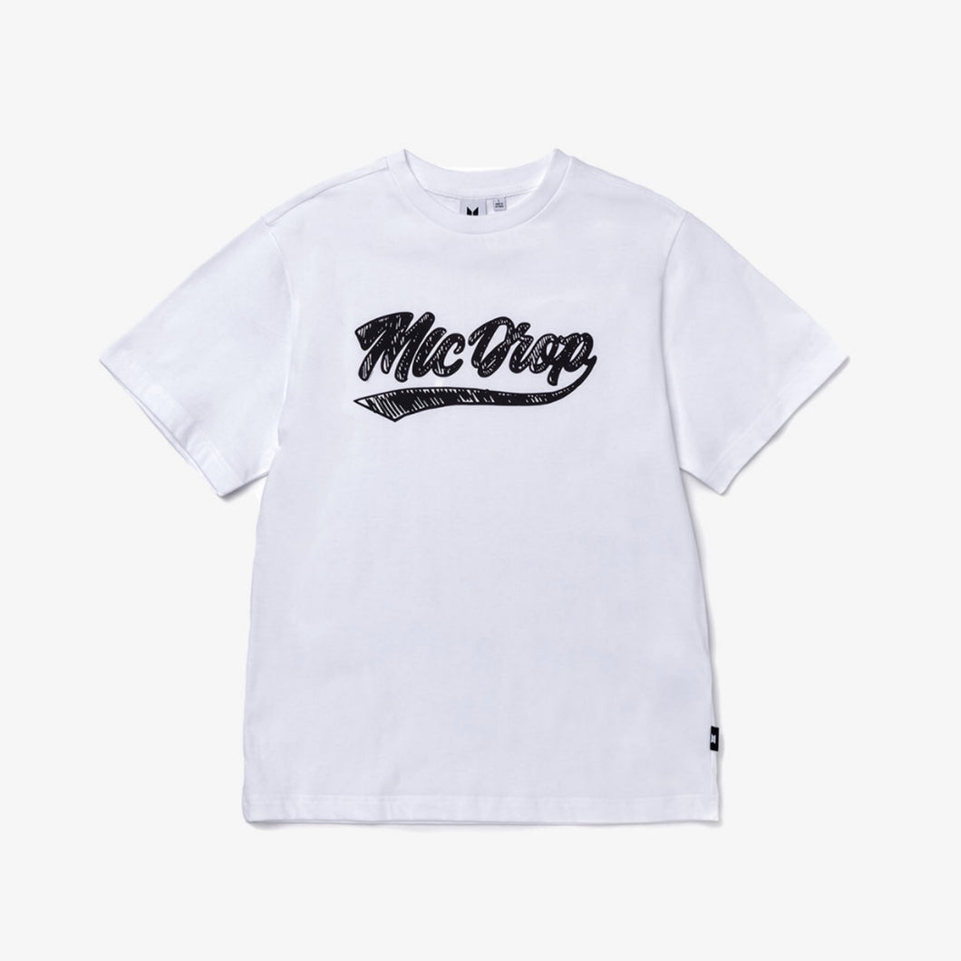 BTS Pop Up: Map of the Soul - Official MIC DROP Tee 01