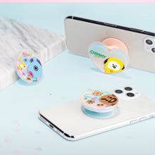 Load image into Gallery viewer, BT21 Bling Party Griptok Holder / Smart Tok / Pop Socket