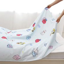 Load image into Gallery viewer, BT21 Official Baby Summer Layer Blanket