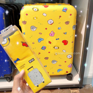 BT21 Official Luggage Cover (3 types)
