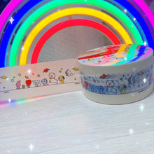 Load image into Gallery viewer, BT21 Official Scotch White Masking Tape