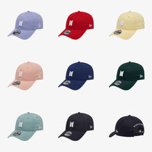 Load image into Gallery viewer, [NEW ERA X BTS] BTS Logo Ball Cap
