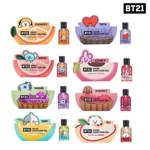 [BT21] Official Hand Sanitizer