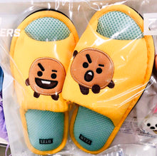 Load image into Gallery viewer, [BT21] Official Mesh Slippers Free Size
