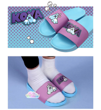 Load image into Gallery viewer, [BT21] Official Pop Slippers