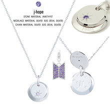 Load image into Gallery viewer, STONEHENgE x BTS - Moment Of Light BIRTH Necklace Version (Free Shipping)
