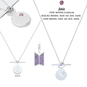STONEHENgE x BTS - Moment Of Light DESTINY Necklace Version (Free Shipping)