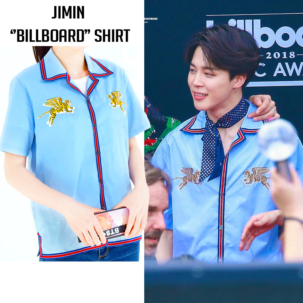 [BTS] Jimin ''Billboard'' Shirt