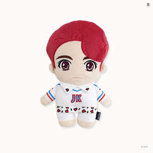BTS OFFICIAL HOUSE OF BTS SEOUL MD – CHARACTER FLAT CUSHION