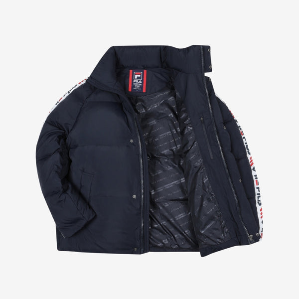FILA X BTS - Tapey Short Down Ink Navy