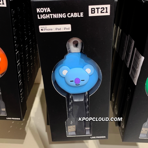 BT21 Official Lightning Cable 8Pin
