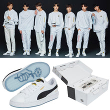 Load image into Gallery viewer, [LIMITED EDITION PUMA X BTS] BTS Basket Patent Sneakers