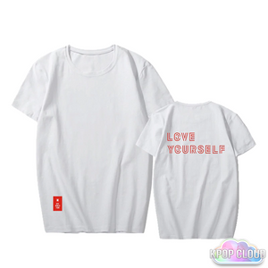 [BTS] Love Yourself Tour Shirt (Fan Good)