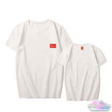 Load image into Gallery viewer, [BTS] Love Yourself Tour Shirt (Fan Good)