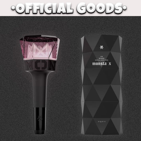 [Monsta X] Official Lightstick