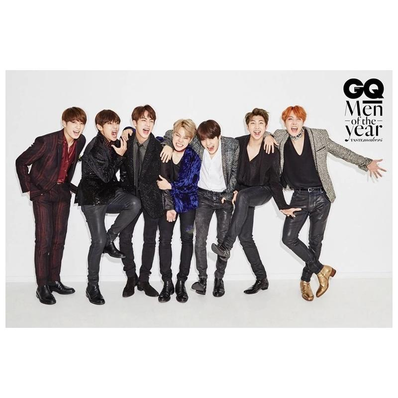GQ JAPAN 2020 - BTS: Coverman + Exclusive Interview