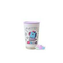 Load image into Gallery viewer, BT21 Official Stainless Steel Cup 430ml 14.5oz