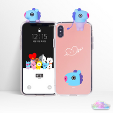 Load image into Gallery viewer, BT21 Official Bbakkom Mirror Phone Case