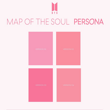 Load image into Gallery viewer, BTS - MAP OF THE SOUL: PERSONA (You Can Choose Ver + Free Shipping)